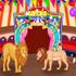 Jeux Cirque de lion